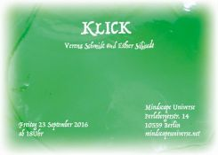 Klick also Saturday and Sundy from 11-19h