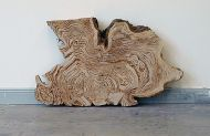 Untitled, 2011, willow-wood, 40x70x15cm