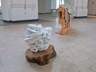 Installation View, Graduation Exhibition, UdK-Berlin 2013